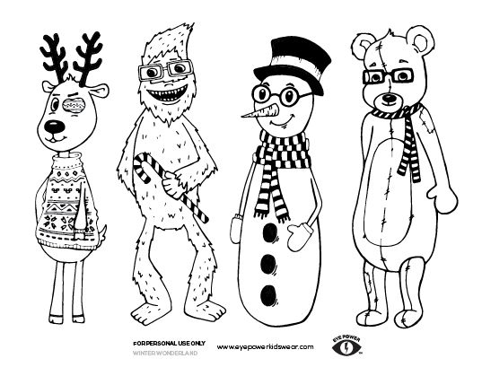 Coloring pages of children wearing afo ~ 17 best Princesses Wear Glasses images on Pinterest ...
