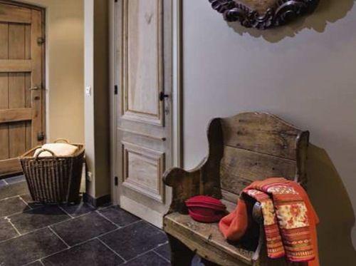More of Belgian interiors