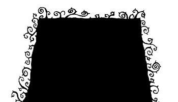 Pyramid // dessin artistique noir et blanc de Vova Mychkine