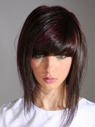 Trendy Medium Length Haircuts - Medium length hairstyles can definitely offer you the perfect balance between maintenance and versatility, so if you're looking for a feminine, yet practical hairstyle, take a peek at the following haircuts and draw inspiration for a new fab look!