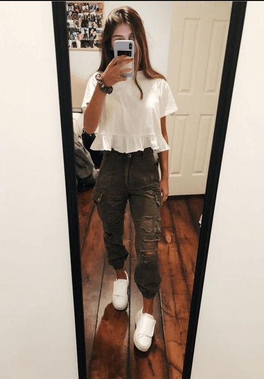 Teenage Fashion 2019 – 18 fabelhafte Outfits für Teenager