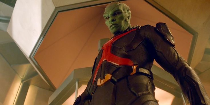 After Martian Manhunter, Now Bizarro Set To Appear On Supergirl