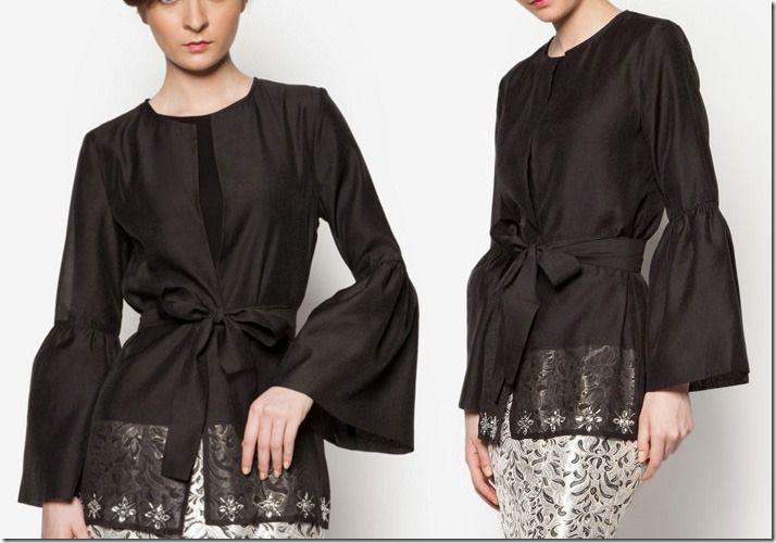 Raya trend spotting gets exciting as loads of cool baju raya ideas are proliferating left and right. Find elegant blouse ideas to wear for Raya 2016 festivities.