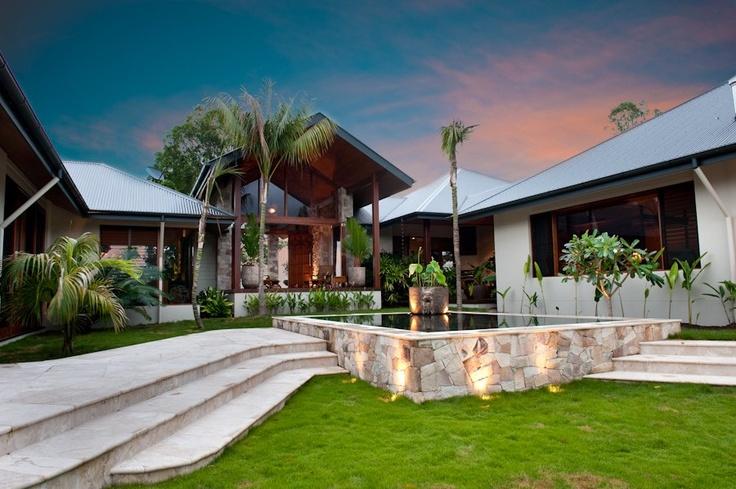 Pictures - Bali meets the Australian Farm House - Architizer