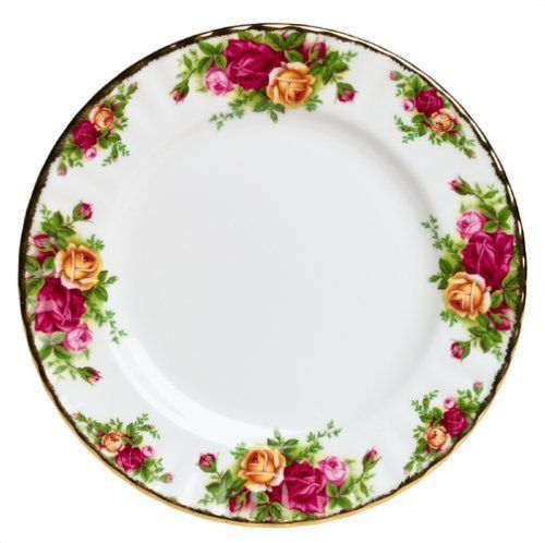 Royal Albert Old Country Roses  by Royal Albert, my pattern