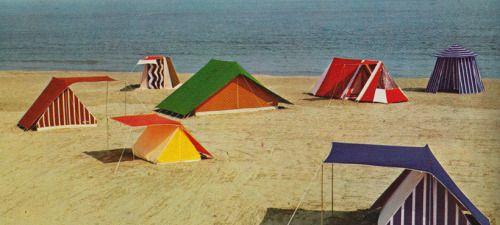 Tent Array, Circa 1980