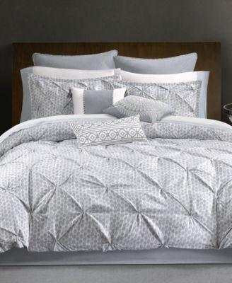 Echo Dot Kat California King Comforter Set | macys.com