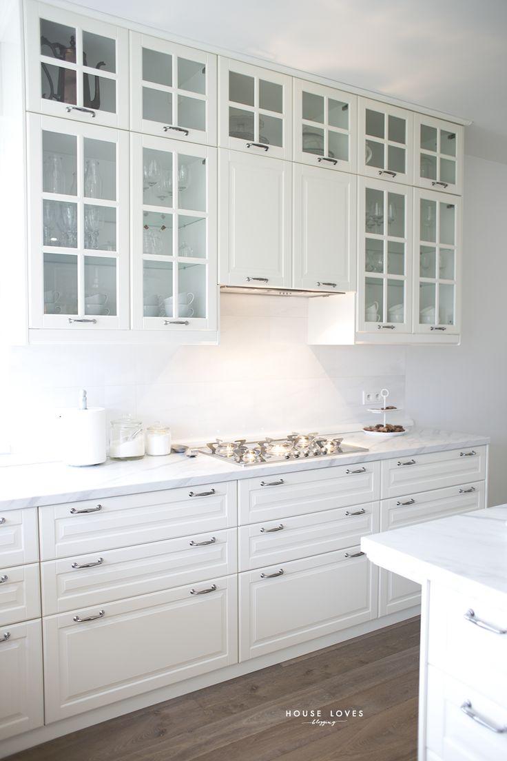 Fresh Ikea White Shaker Cabinets