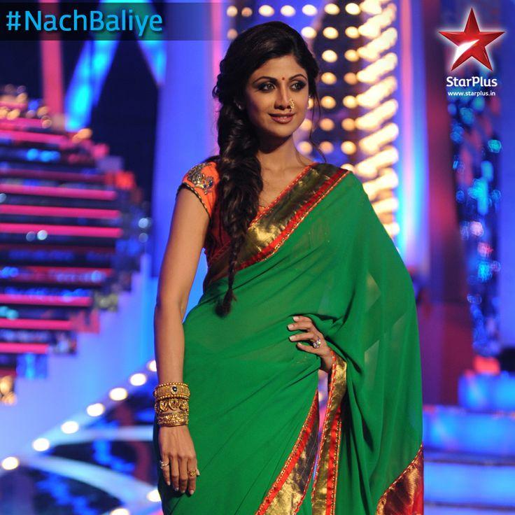 Aga Bai, Khup Chan! Shilpa Shetty Looks Superb As