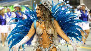 """Video """"Karneval in Rio: Kräftemessen der Sambaschulen"""""""