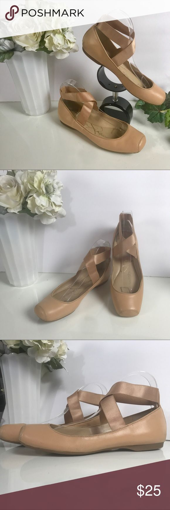 Jessica Simpson Nude Ballet Slipper Shoes Jessica Simpson Nude Ballet Slipper Shoes size 7.5. Jessica Simpson Shoes Flats & Loafers