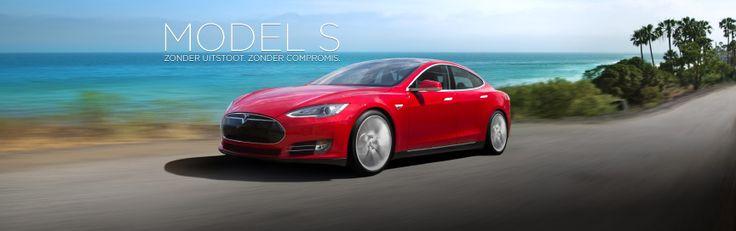 Tesla Motors | Toonaangevende elektrische voertuigen