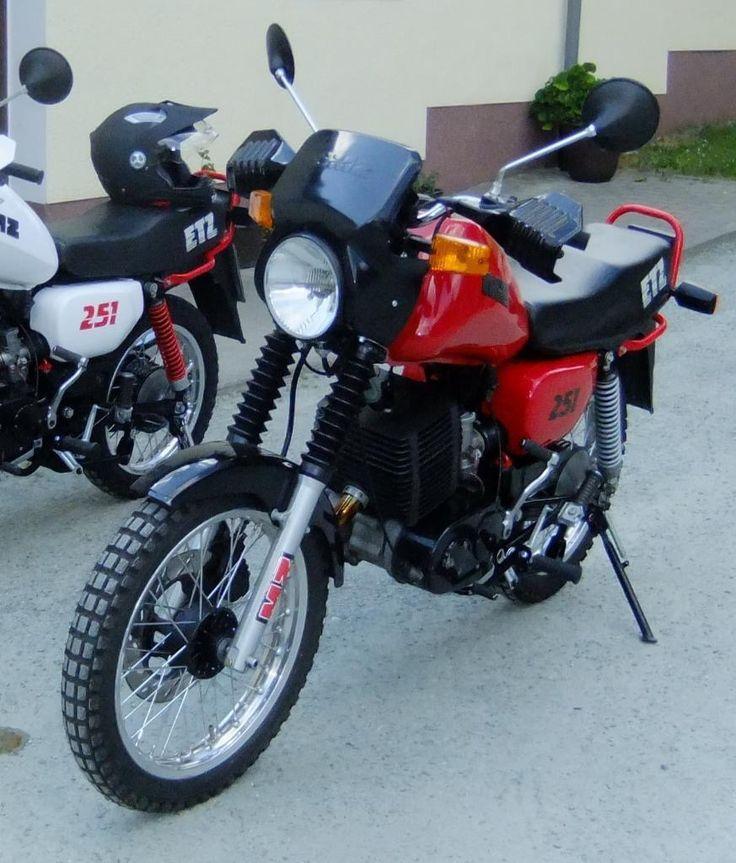 MZ ETZ 150 Bildergalerie im DDR-Motorrad.de Ersatzteileshop