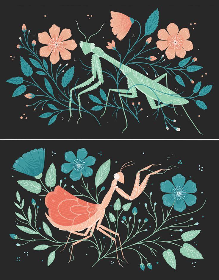 How I Create: Lisa Perrin, illustrator