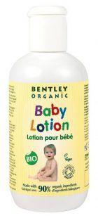 Dziecięce Mleczko do Ciała z Rumiankiem, Aloe Vera i Naturalną Witaminą E Bentley Organic Toddlersi