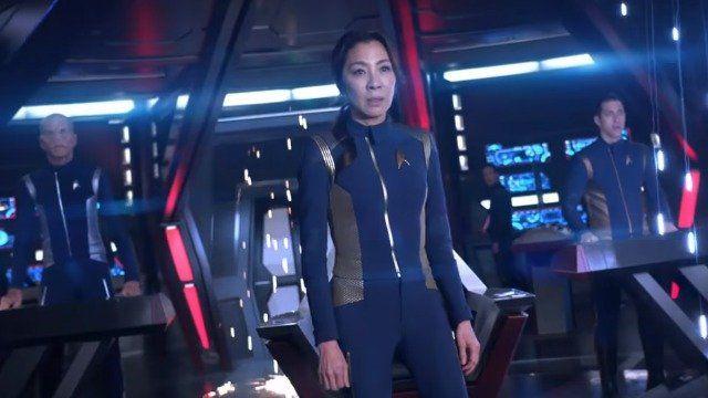 Comic-Con #New Star Trek #Discovery Trailer Teases War with Klingons #SuperHeroAnimateMovies #comic #discovery #klingons #teases
