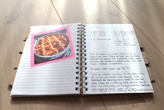 DIY | Make your own cookbook | Call Me Jolyn