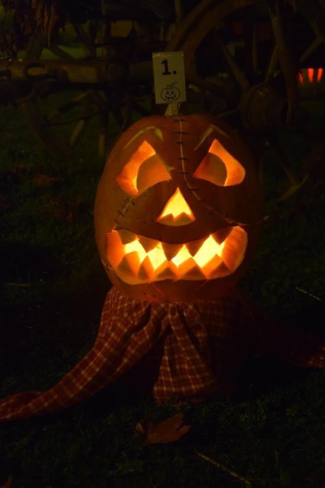 Frankeinstein pumpkin