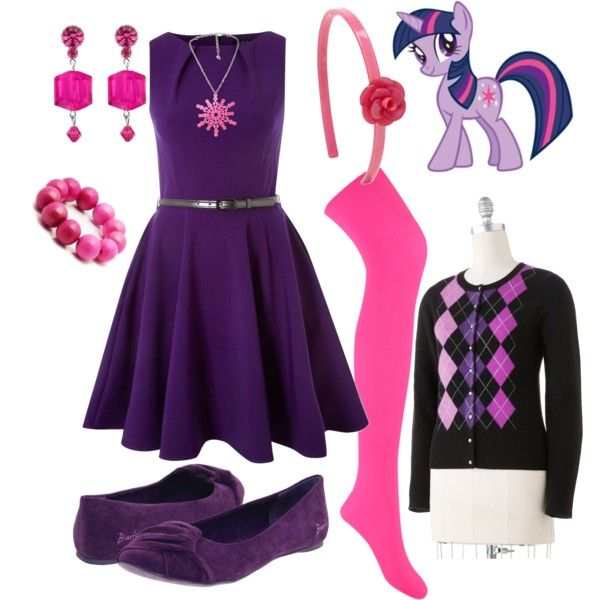 For all other MLP:FIM fans out there. For those of you that aren't, this is still a super cute outfit!