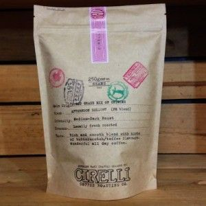 Cirelli Coffee Afternoon Delight (PM Blend) 250gm
