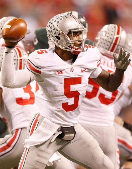 Braxton Miller - Big Ten Championship - Ohio State v Michigan State