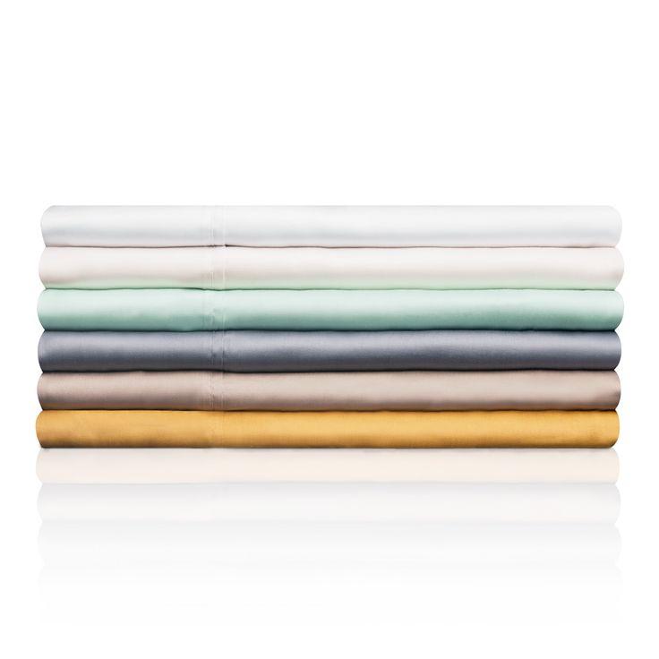 Malouf Woven Deep Pocket Tencel Cal King Size Sheet Set