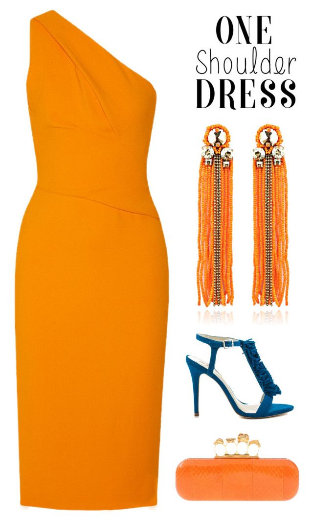Untitled #257 by maylamartha on Polyvore featuring polyvore fashion style Narciso Rodriguez BCBGeneration Alexander McQueen Begada clothing