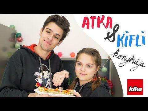 Atka & Kifli konyhája 3. rész - Csecse Attila | Kika Magyarország - YouTube