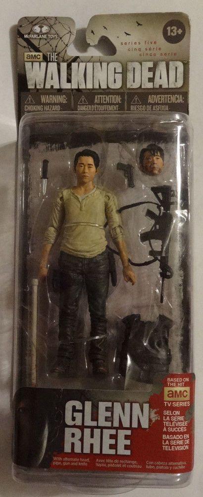 Mcfarlane The Walking Dead Series 5 Glen Rhee (1) Action Figure #McFarlaneToys