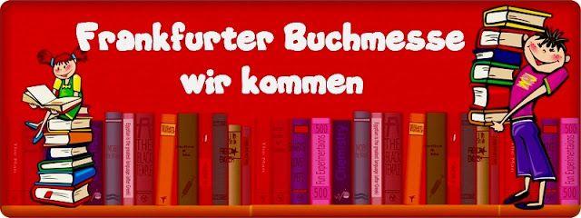 Leserattes Bücherwelt: [Frankfurter Buchmesse wir kommen]