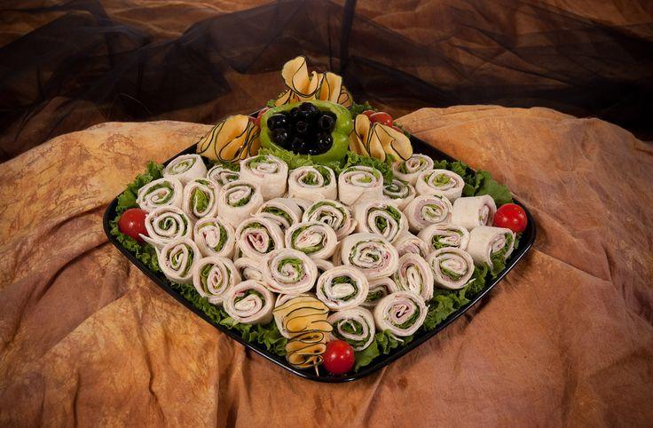 kroger deli sandwich trays | Roll-Up Sandwich Tray ...