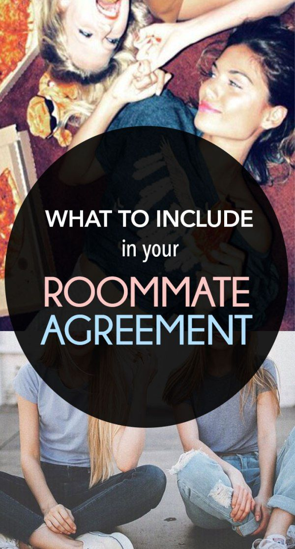 When you first move in with your college roommate (either in an apartment or in the residence halls) you may want -- or have -- to set up a roommate agreement or roommate contract. While not usually legally binding, roommate agreements are a great way to...
