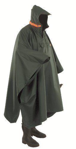 Wexford-Poncho Chaqueta de Lluvia Poncho Cpa de Lluvia Impermeable Jagdwelt24