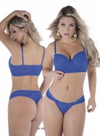 Conjunto Lingerie Tania -Fabricasex-DR-160 - comprar online