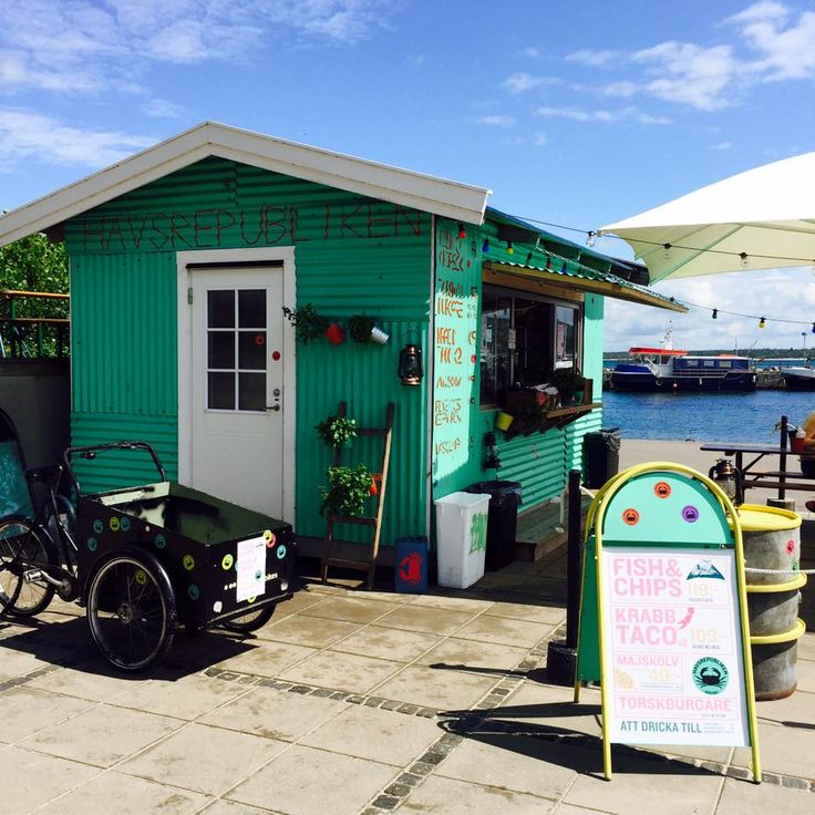 #havsrepubliken #båstad #bastad #sweden #streetfood