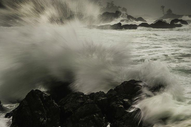 Rough Seas by Holger Konarski on 500px