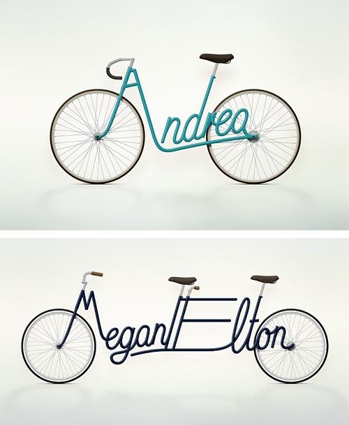 Bicicletas customizadas • Personalized bikes, by Juri Zaech
