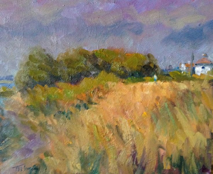 After The Rainstorm by Norman Teeling on ArtClick.ie Irish Art Online
