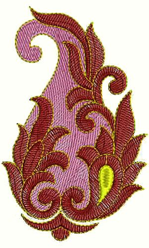 8410 Patch Embroidery Design