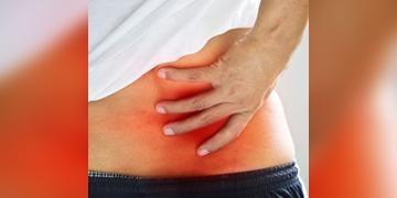 Hernie discale lombaire : quels symptômes ? | E-santé