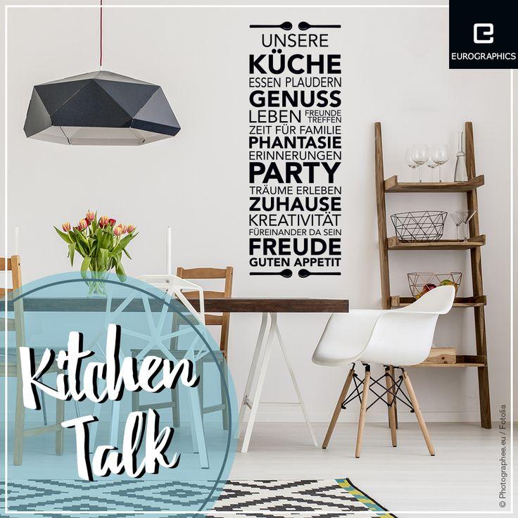 32 best Küche images on Pinterest - motive für küchenrückwand