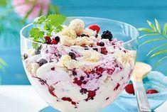 Unser Lieblingsrezept für Raffaello Quark mit Beeren und mehr als 55.000 breiten …   – Süßes