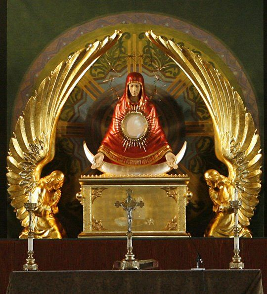 4 Biblical Reasons Mary Is The New Ark of the Covenant