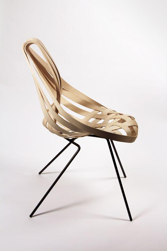 Saji Chair - Kishimoto Design