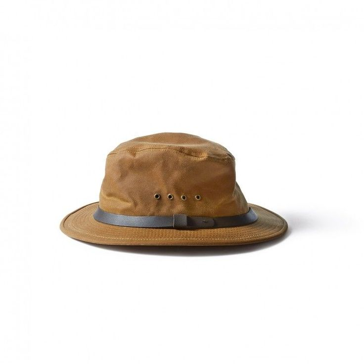 FILSON INSULATED TIN CLOTH PACKER HAT TAN OUTDOOR HAT CAP SIZE EXTRA LARGE  #Filson #InsulatedPackerHat