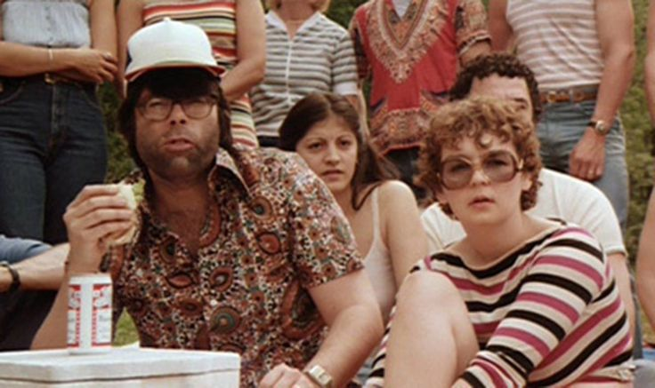 Stephen King and Tabitha King