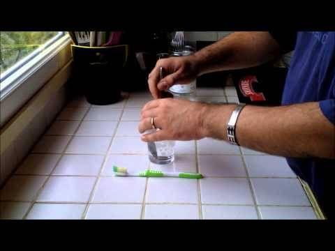 L'astuce pour enlever le tartre des dents (rapide et facile)