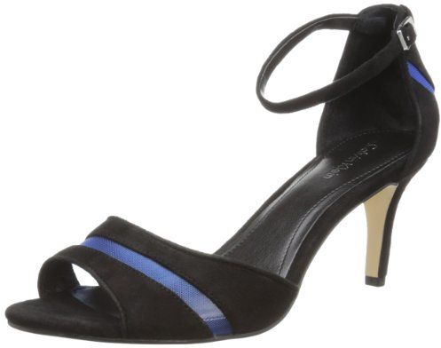 Calvin Klein Women's Kaitlyn Suede/Mesh Pump on shopstyle.com