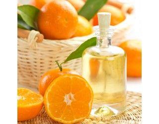 Mandarin - ulei de corp hidratant cu mandarine si portocale