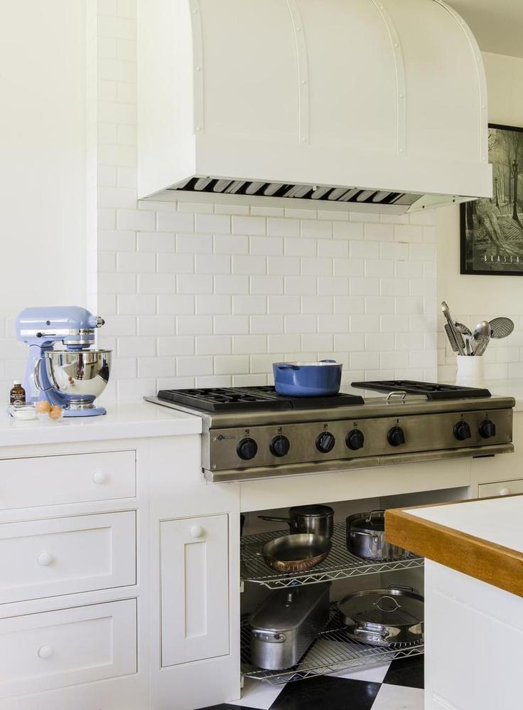 A bistro style kitchen in andover the boston globe for Cabico kitchen cabinets